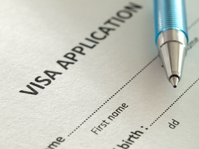 working holiday visa application form