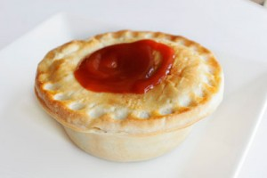 meat pie australie