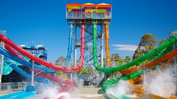 Wet N Wild Water World