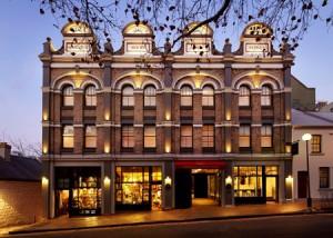 hotel en australie