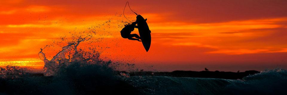 L'Australie, le pays du surf