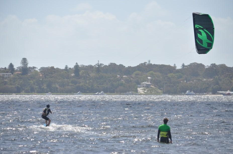 kitesurf en australie